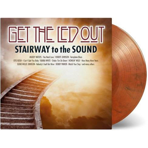 Various Artists: Get The Led Out: Bronze Swirl Vinyl