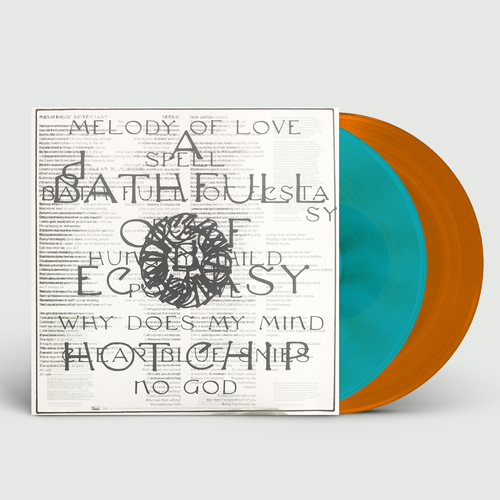 Hot Chip: A Bath Full Of Ecstasy: Signed Special Edition Double Orange and Blue Vinyl 2LP
