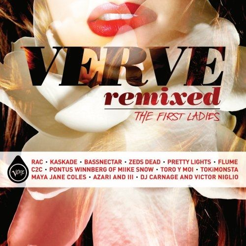 Various Artists: Verve Remixed: The First Ladies