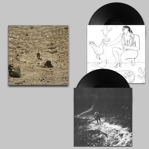 Ben Howard: Noonday Dream: Double Vinyl LP