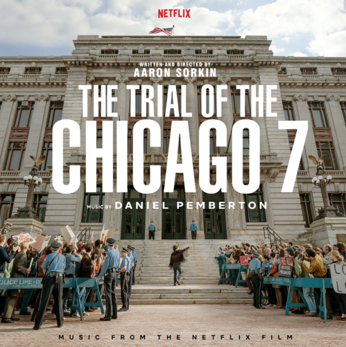 Daniel Pemberton & Celeste: THE TRIAL OF THE CHICAGO 7 SOUNDTRACK CD