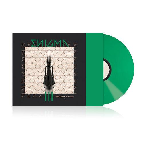 Enigma: Le Roi et mort, Vive le roi - Limited Edition Green Vinyl