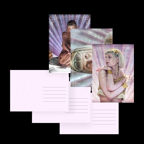 Aurora: EFL postcard pack