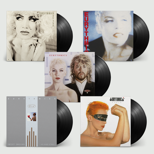 Eurythmics: Eurythmics: The Studio Albums 1983-1987