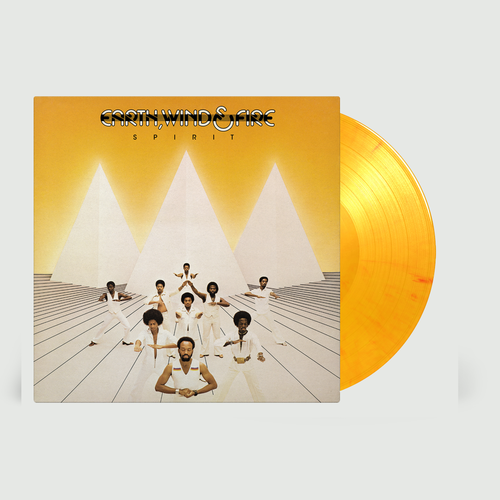 Earth, Wind & Fire: Spirit: Limited Edition Flaming Vinyl