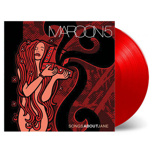 Maroon5: Songs About Jane: Exclusive Red Coloured Vinyl
