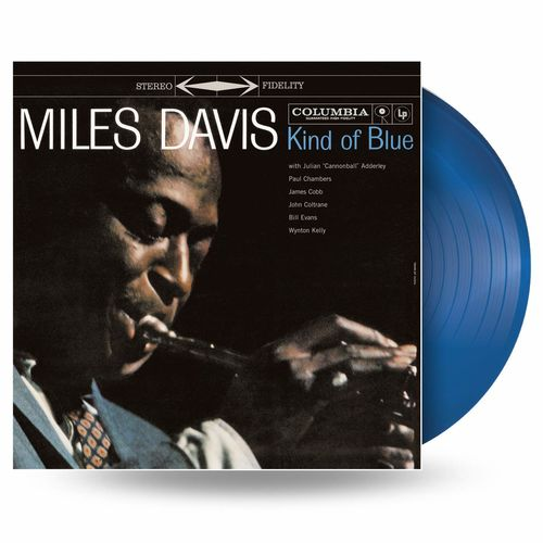 Miles Davis: Kind of Blue: Blue Vinyl