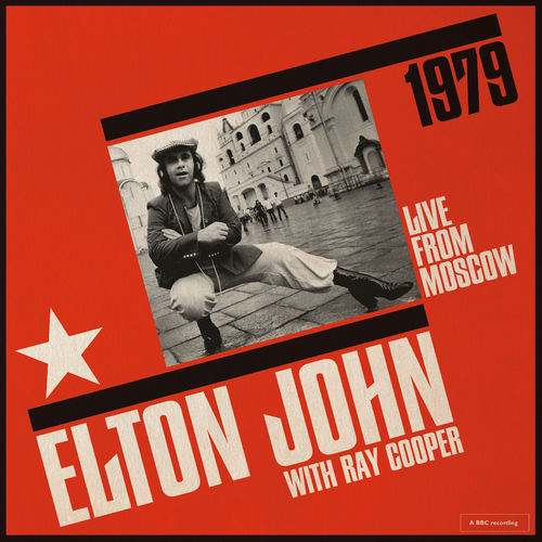 Elton John w/ Ray Cooper: Live From Moscow 2LP