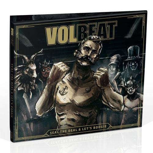 Volbeat: Seal The Deal & Let's Boogie: Limited Edition