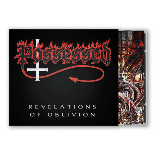 Possessed: Revelations Of Oblivion - CD