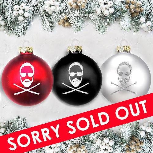 Roger Taylor: Christmas Bauble Bundle