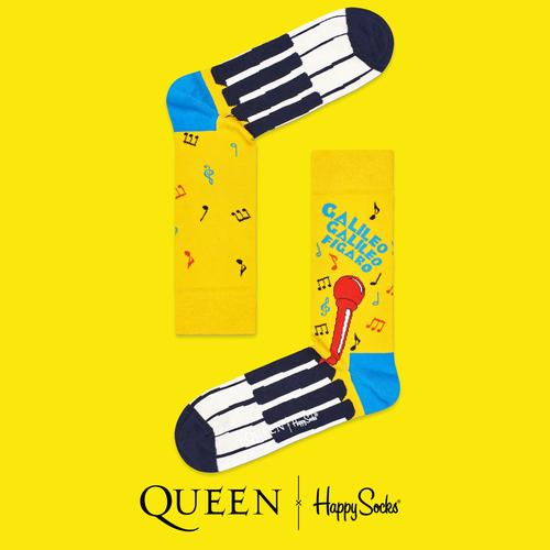 Queen: Bohemian Rhapsody Happy Socks