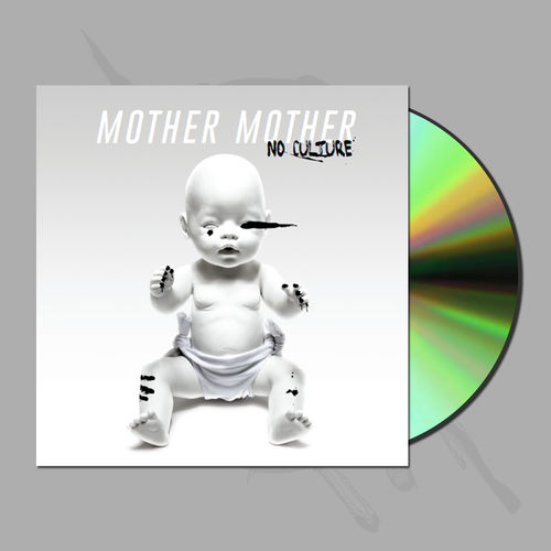 Mother Mother: No Culture Deluxe CD