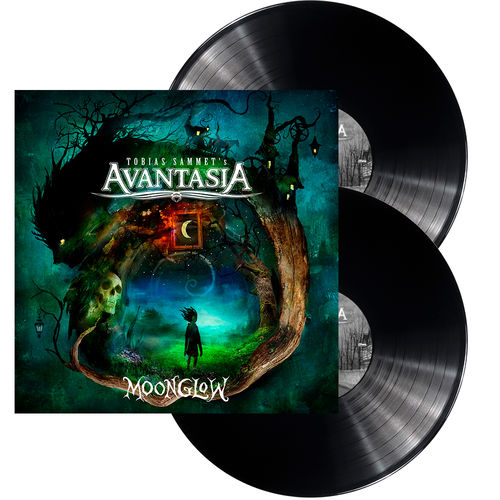 Avantasia: Moonglow: Limited Gatefold Double Vinyl with signed insert