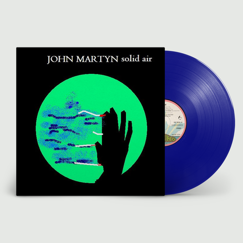 John Martyn: Solid Air: Limited Edition Blue Vinyl