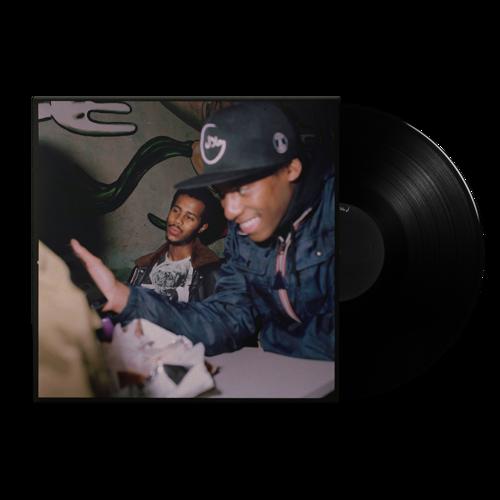 Mustafa: When Smoke Rises: Black Vinyl LP