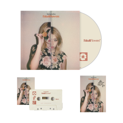 Beabadoobee: Fake It Flowers Magnolia CD Bundle (Signed)