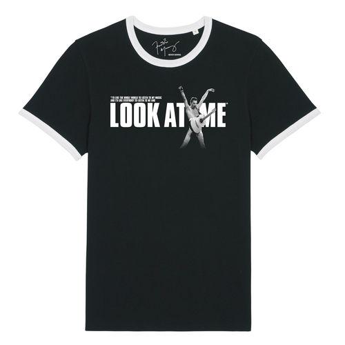 Freddie Mercury: Freddie Look At Me Ringer T-Shirt
