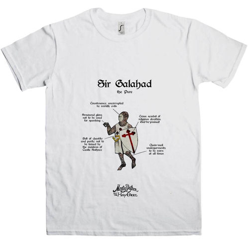 Monty Python: Holy Grail Sir Galahad T-Shirt