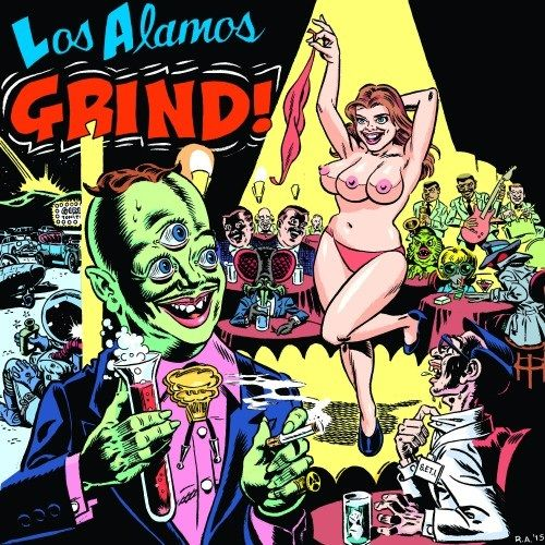 Various Artists: Los Alamos Grind