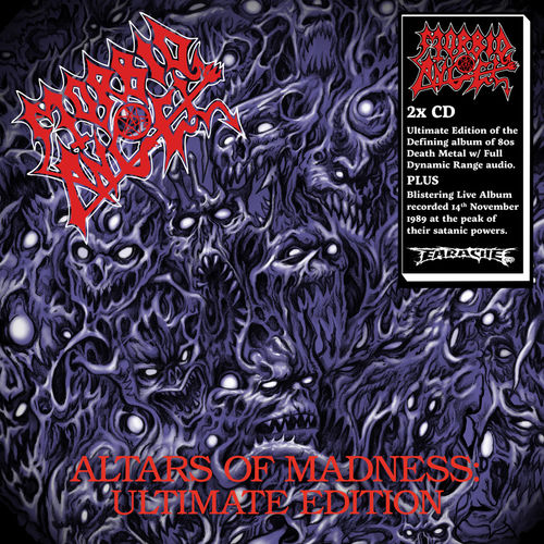 Morbid Angel: Altars of Madness: Ultimate Edition 2CD