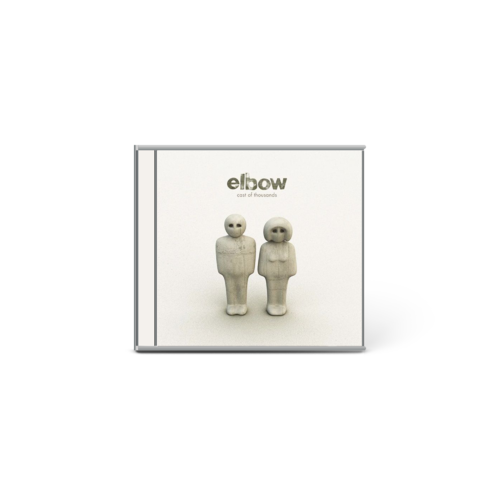 Elbow: Cast of Thousands CD