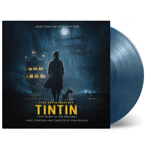 Original Soundtrack: Adventures Of TinTin: Secret Of The Unicorn (2LP Coloured)