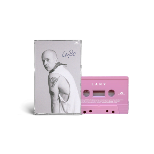 "LANY: ""mama's boy"" collectible cassette 4/4: les SIGNED"