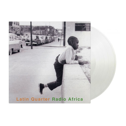 Latin Quarter: Radio Africa: Limited Edition Crystal Clear Vinyl