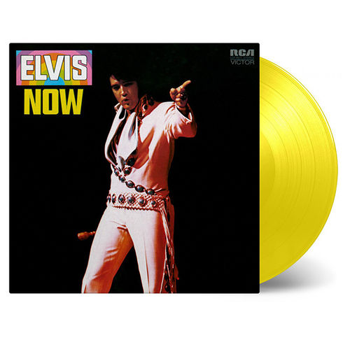 Elvis Presley: Elvis Now: Limited Edition Yellow Vinyl