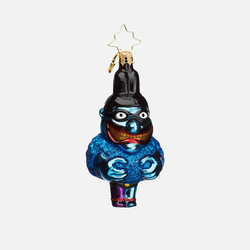 Abbey Road Studios: The Beatles Blue Meanie Glass Decoration
