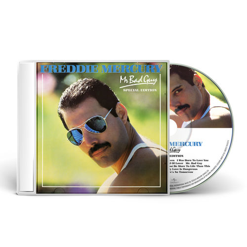 Freddie Mercury: Mr Bad Guy (Special Edition)