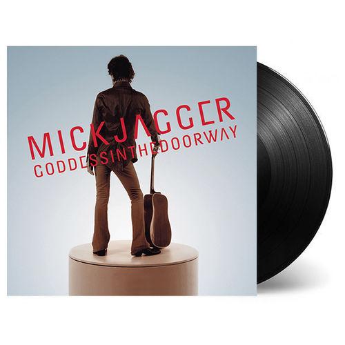 Mick Jagger: Goddess In The Doorway: Deluxe Reissue