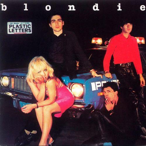 Blondie: Plastic Letters