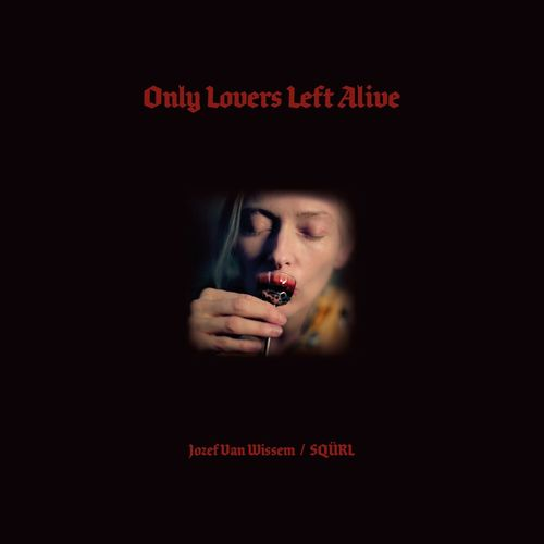 Jozef Van Wissem : Only Lovers Left Alive: Limited Edition Red + Clear Splatter Vinyl LP