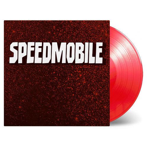 SPEEDMOBILE: SPEEDMOBILE EP: Limited Edition Red Vinyl