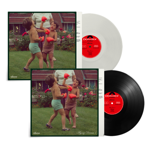 Elbow: Flying Dream 1: Vinyl Bundle