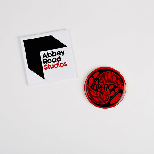 Abbey Road Studios: Logo Magnets Bundle