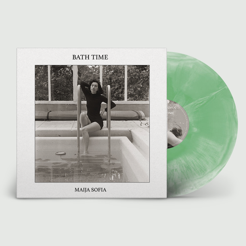 Maija Sofia: Bath Time (Anniversary Edition): Signed Exclusive 180gm Green + White Marble Vinyl