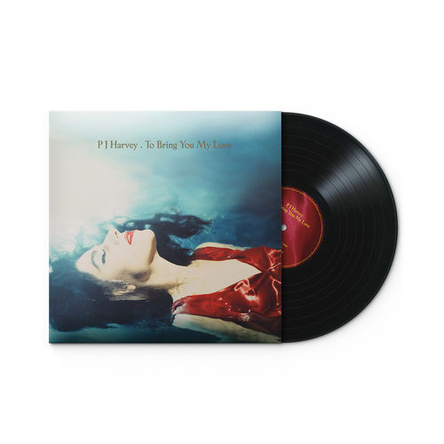 PJ Harvey: To Bring You My Love LP