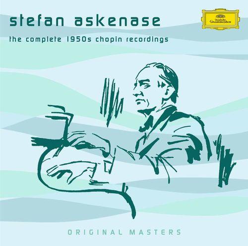 Stefan Askenase: Stefan Askenase - Complete 1950s Chopin recordings
