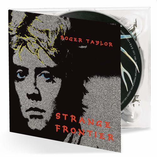 Roger Taylor: Strange Frontier