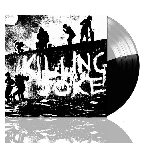 Killing Joke: Killing Joke Remastered Black & Transparent