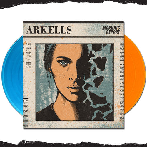 Arkells: Morning Report - Deluxe 2LP