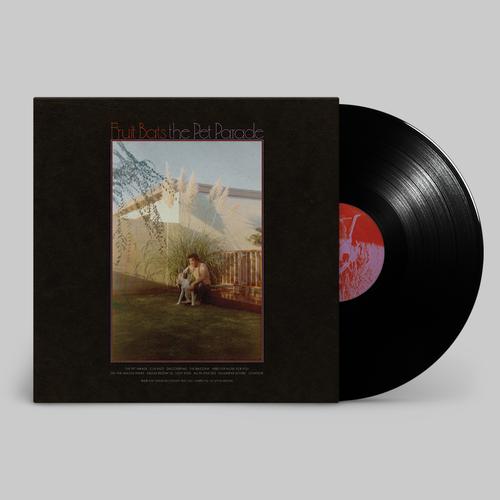 Fruit Bats: The Pet Parade: Black Vinyl + Signed 12x8