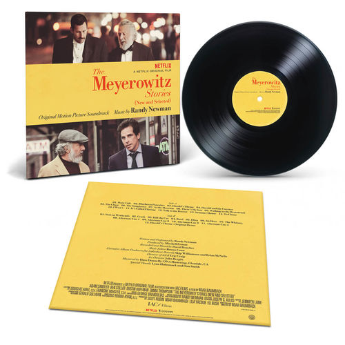 Randy Newman: The Meyerowitz Stories