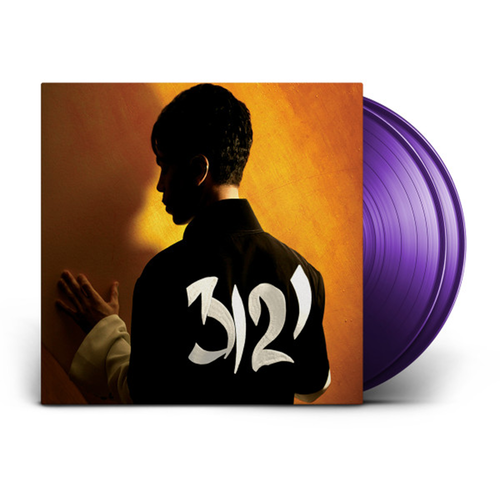 Prince: 3121: Double Purple Vinyl LP
