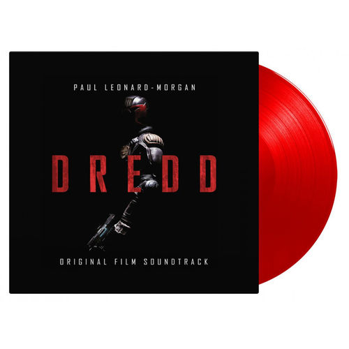 Original Soundtrack: Dredd: Red Numbered Vinyl