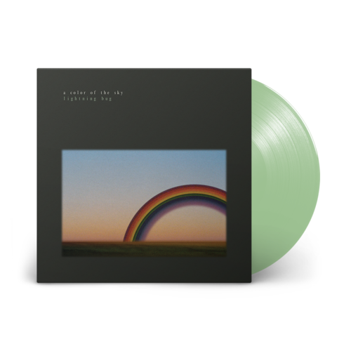Lightning Bug: A Color of the Sky: Recordstore Exclusive Vinyl LP + Signed Print