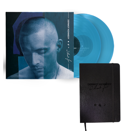 Dermot Kennedy: WITHOUT FEAR: THE COMPLETE EDITION VINYL, NOTEBOOK
